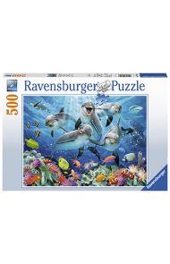 Puslespill Ravensb 500 Dolphin