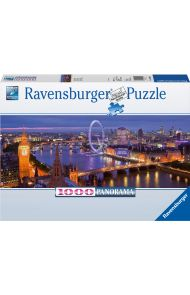 Puslespill Ravensburger London 1000