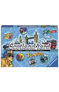 SPILL SCOTLAND YARD JUNIOR