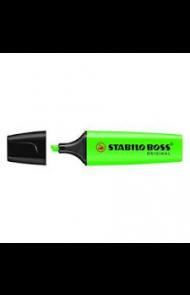 Tekstmarker Stabilo Boss Grønn