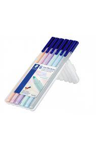 Triplus Color Pastel 6 Ass/Boks