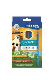 Fargeblyanter Super Ferby 12 Pk