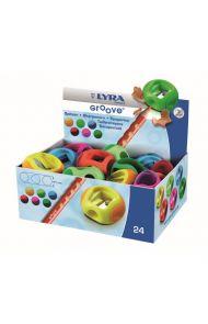 Blyantspisser Lyra Groove Enkel