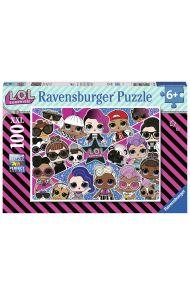 Puslespill Ravensburger 100 Lol Surprise