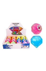 Leke Diamant M/ Slime / Putty -Neon