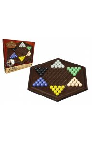 Craftsman Deluxe Chinese Checkers