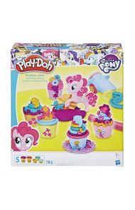 Leke Play-Doh Mlp Pp CuPCake Party