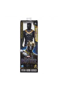 Leke Black Panther 12'' Titan Hero Figure Ass