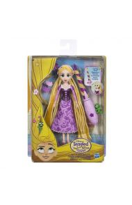 Dukke Disney Rapunzel Story Doll Curl And Twirl