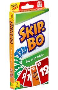 Spill Skip-Bo
