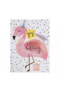 Systemkort PC Flamingo Happy Birthday