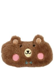 Bear Plush Pencil Case