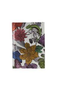Notatbok A6 Floral Chameleon Mag Ntbk