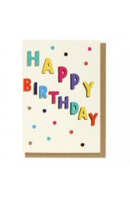 Systemkort PC Happy Birthday Dots