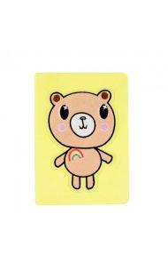 Notatbok A5 Plush Bear Ntbk