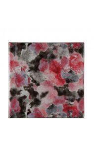 Album Silver Pink Floral M