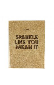 Kalender 8X10 Sparkle Glit Vin Wtv 19