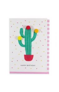 Systemkort PC Cactus Happy Birthday
