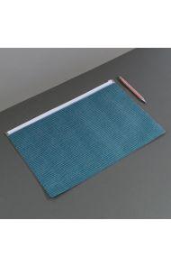 Ziplock Lomme PD A4 Zippy Wallet Teal