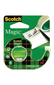 Tape Scotch Magic 810 19mmx7,5m m/disp