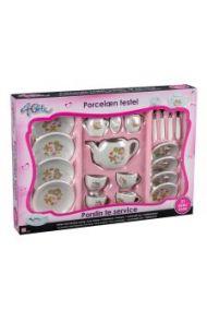 Leke 4-Girlz Tesett Porcelen