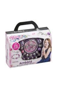 Leke 4-Girlz Armbånd 16 Charms