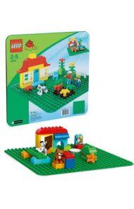Lego Duplo Stor. Grønn Byggeplate 2304