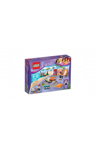 Lego Heartlakes skatepark 41099