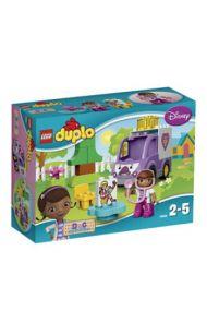 Lego Doc McStuffins Sykebilen Rosie 10605