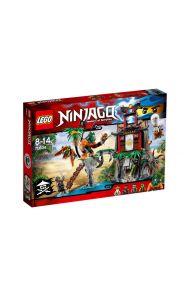 Lego Tigerenkeøya 70604