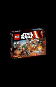Lego Opprørernes stridspakke 75133