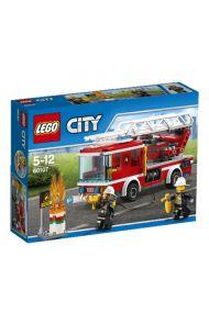 Lego Brannvesenets Stigebil 60107