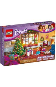 Lego Friends Julekalender 41131