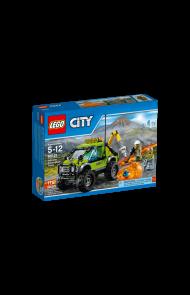 Lego Vulkanforskernes kjøretøy 60121