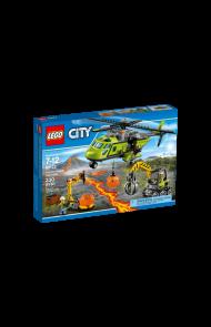 Lego Vulkanforskernes forsyningshelikopter 60123