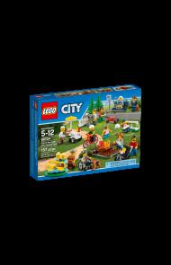 Lego Moro i parken ? byboerpakke 60134