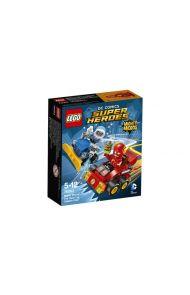 Lego Mighty Micros: The Flash mot Captain Col 7606
