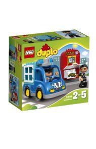 Lego Politiets Patruljebil 10809