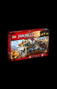 Lego Hulekaos med Samurai X 70596