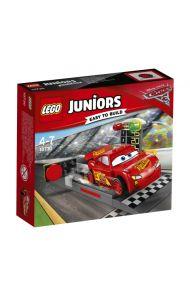 Lego Lynet Mcqueens Utskytningsbane 10730