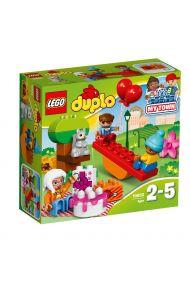 Lego Bursdagspiknik 10832