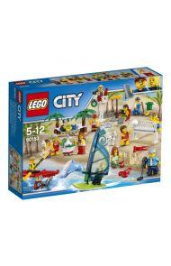 Lego Figursamling  Moro På Stranden 60153
