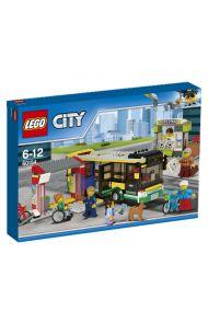 Lego Busstasjon 60154