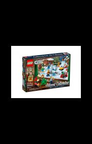 Lego City Julekalender 60155