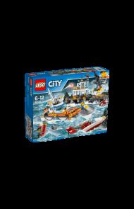 Lego Kystvaktens Hovedkvarter 60167