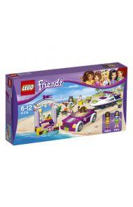 Lego Andreas Speedbåthenger 41316