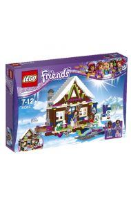 Lego Vintersportstedets Luksushytte 41323