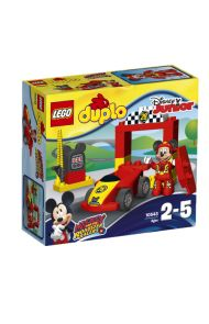 Lego Mikkes Racerbil 10843