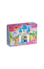 Lego Askepotts magiske slott 10855