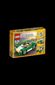 Lego Grønn bil 31056